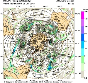 24 July 2014.IDY20001.mslp-precip.126