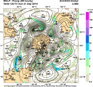 19 September 2014.IDY20001.mslp-precip.060