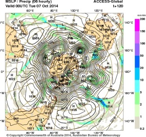 2 October 2014.IDY20001.mslp-precip.120
