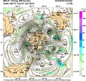2 October 2014.IDY20001.mslp-precip.138