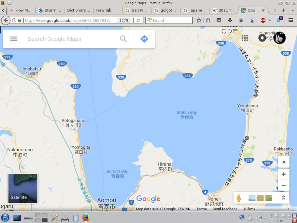 Mutsu Bay